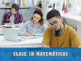 1h clase de matematicas 2º bachillerato