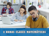 8h clases de matematicas
