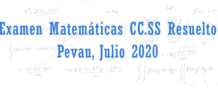 examen de matematicas cc.ss pevau 2020