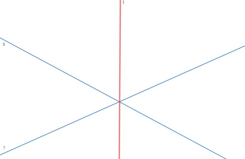 ejercicio geometria examen matematicas II selectividad julio 2020 resuelto